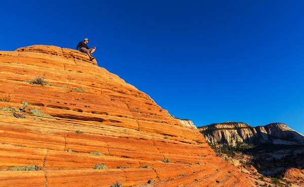 usa-sudwest Wandern im Zion National Park