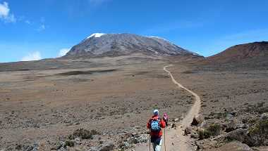 Kilimanjaro - Marangu Route via Gillman's Point