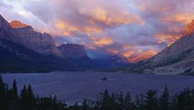 Glacier-Nationalpark und Waterton Lakes